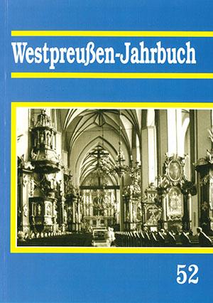Westpreußen-Jahrbuch 52