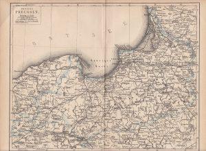 """Die 1824/1829 geschaffene Provinz """"Preußen"""""""
