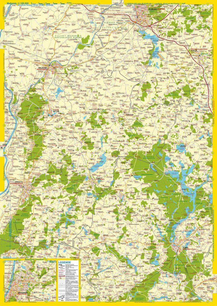 Westpreußen östlich der Weichsel (1922-1939)
