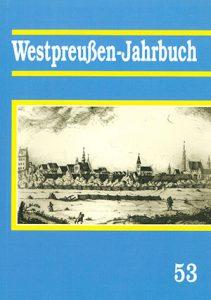 Westpreußen-Jahrbuch 53