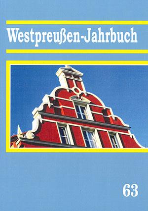 Westpreußen Jahrbuch