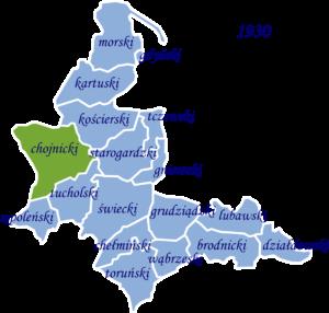 Powiat Chojnicki