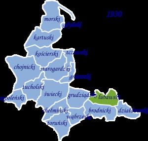 Powiat lubawski