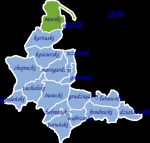 Woiwodschaft Pommerellen