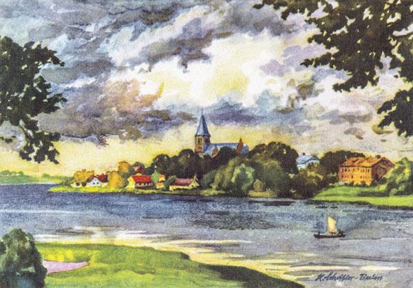 Blatt-Stuhm-aus-der-Mappe-Westpreussen-–-10-farbige-Kunstblätter
